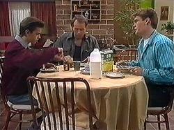 Todd Landers, Doug Willis, Adam Willis in Neighbours Episode 1273