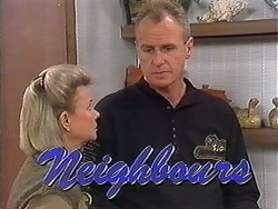 Helen Daniels, Jim Robinson in Neighbours Episode 1273