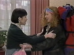 Kerry Bishop, Amber Martin in Neighbours Episode 1274