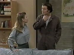 Gemma Ramsay, Matt Robinson in Neighbours Episode 1274