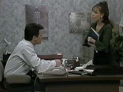 Paul Robinson, Christina Alessi in Neighbours Episode 1274