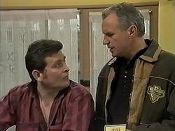 Des Clarke, Jim Robinson in Neighbours Episode 1274