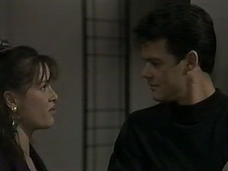 Christina Alessi, Paul Robinson in Neighbours Episode 1274