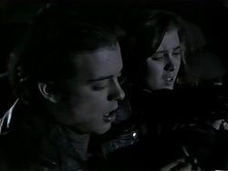 Matt Robinson, Gemma Ramsay in Neighbours Episode 1275
