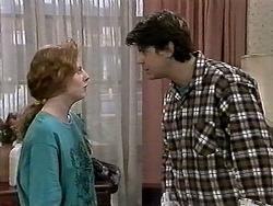 Amber Martin, Joe Mangel in Neighbours Episode 1275