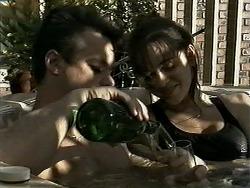 Paul Robinson, Caroline Alessi in Neighbours Episode 1275