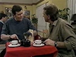 Des Clarke, Doug Willis in Neighbours Episode 1275