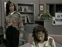 Caroline Alessi, Christina Alessi in Neighbours Episode 1276