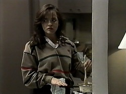 Caroline Alessi in Neighbours Episode 1276
