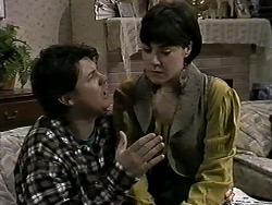 Joe Mangel, Kerry Bishop in Neighbours Episode 1276