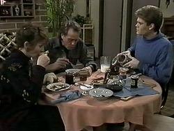 Pam Willis, Doug Willis, Adam Willis in Neighbours Episode 1276
