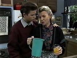 Todd Landers, Helen Daniels in Neighbours Episode 1277