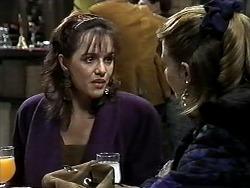Christina Alessi, Melanie Pearson in Neighbours Episode 1277