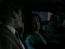 Adam Willis, Caroline Alessi in Neighbours Episode 1277