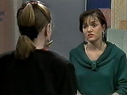 Melanie Pearson, Christina Alessi in Neighbours Episode 1277