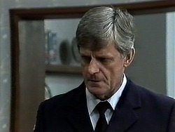 Senior Constable Vendral in Neighbours Episode 1277