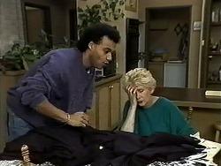 Eddie Buckingham, Madge Bishop in Neighbours Episode 1278