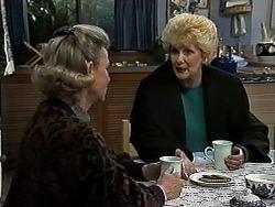 Helen Daniels, Madge Bishop in Neighbours Episode 1278