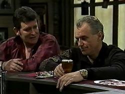 Des Clarke, Jim Robinson in Neighbours Episode 1278