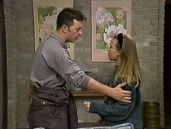 Matt Robinson, Gemma Ramsay in Neighbours Episode 1278