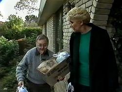 Harold Bishop, Madge Bishop in Neighbours Episode 1278