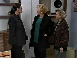 Dorothy Burke, Madge Bishop, Helen Daniels in Neighbours Episode 1278