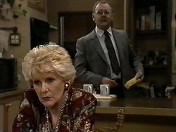 Madge Bishop, Harold Bishop in Neighbours Episode 1280