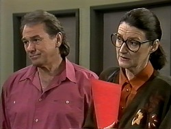Doug Willis, Dorothy Burke in Neighbours Episode 1280