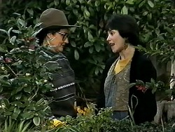Dorothy Burke, Kerry Bishop in Neighbours Episode 1280