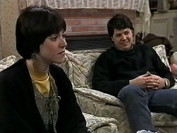 Kerry Bishop, Joe Mangel in Neighbours Episode 1280