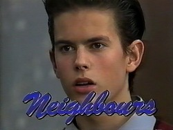 Todd Landers in Neighbours Episode 1280