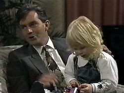 Eric Jensen, Sky Mangel in Neighbours Episode 1284