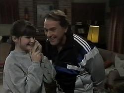 Cody Willis, Doug Willis in Neighbours Episode 1284