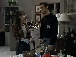 Christina Alessi, Paul Robinson in Neighbours Episode 1284