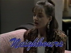 Christina Alessi in Neighbours Episode 1284
