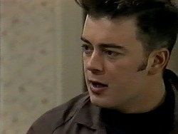 Matt Robinson in Neighbours Episode 1286