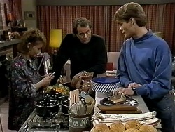 Pam Willis, Doug Willis, Adam Willis in Neighbours Episode 1286