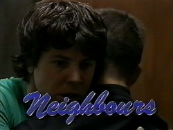 Joe Mangel, Matt Robinson in Neighbours Episode 1286
