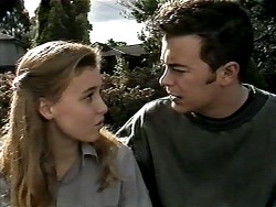 Gemma Ramsay, Matt Robinson in Neighbours Episode 1287