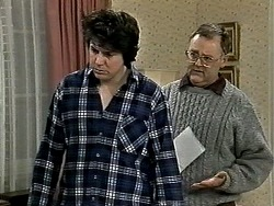 Joe Mangel, Harold Bishop in Neighbours Episode 1287