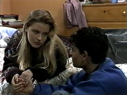 Melissa Jarrett, Josh Anderson in Neighbours Episode 1287