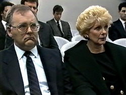 Harold Bishop, Madge Bishop in Neighbours Episode 1287
