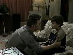 Matt Robinson, Toby Mangel in Neighbours Episode 1288