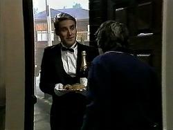 Delivery Man, Joe Mangel in Neighbours Episode 1288