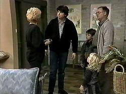 Madge Bishop, Joe Mangel, Toby Mangel, Sky Bishop, Harold Bishop in Neighbours Episode 1288