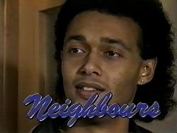Eddie Buckingham in Neighbours Episode 1288