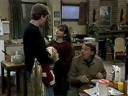 Adam Willis, Cody Willis, Doug Willis in Neighbours Episode 1289