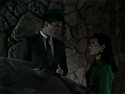 Adam Willis, Caroline Alessi in Neighbours Episode 1289