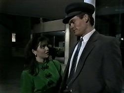 Caroline Alessi, Adam Willis in Neighbours Episode 1289