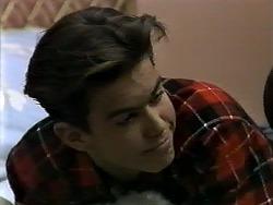 Todd Landers in Neighbours Episode 1289